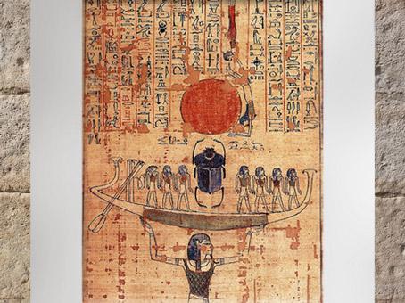 D'après le Noun et le Soleil, le Sacré, sommaire, Egypte ancienne. (Marsailly/Blogostelle)