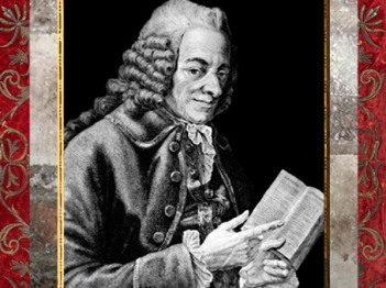 D'après un portrait de Voltaire, gravure anonyme, 1859 apjc, publiée dans Meyers Konversations-Lexikon, Allemagne, XIXe siècle. (Marsailly/Blogostelle)