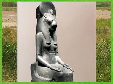 D'après la déesse Hathor-Sekhmet, sommaire, le Sacré, Egypte ancienne. (Marsailly/Blogostelle)