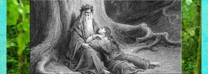 Âge du Fer, une tradition druidique orale et poétique en Gaule celtique