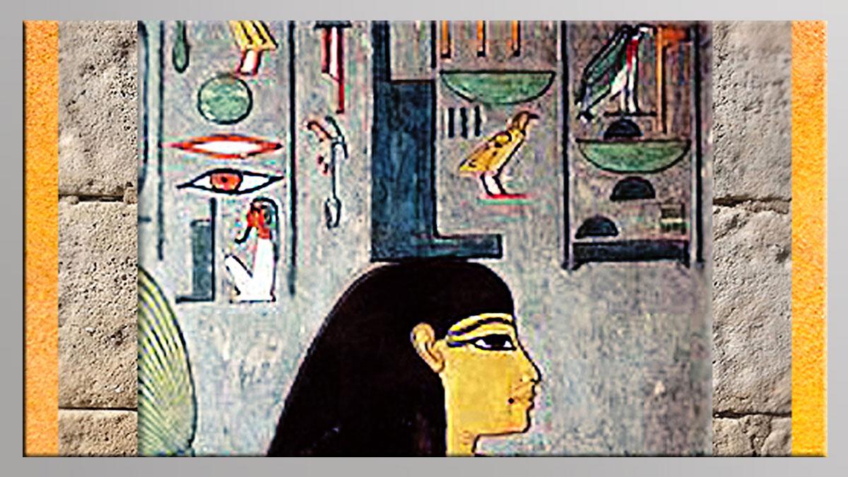 D'après la déesse Isis, magicienne, histoire du sacré. (Marsailly/Blogostelle)