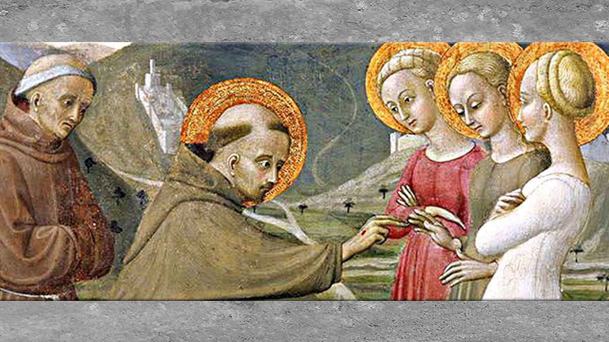 D'après Saint François, Bobin, Pause Lecture. (Marsailly/Blogostelle)
