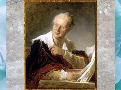 D'après un portrait d'homme dit autrefois Denis Diderot, de Jean-Honoré, Fragonard, vers 1769, France, XVIIIe siècle. (Marsailly/Blogostelle)
