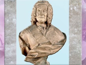D'après Jean-Florent de Vallières, de Jean-Baptiste II Lemoyne, terre cuite, vers 1753, France, XVIIIe siècle. (Marsailly/Blogostelle)