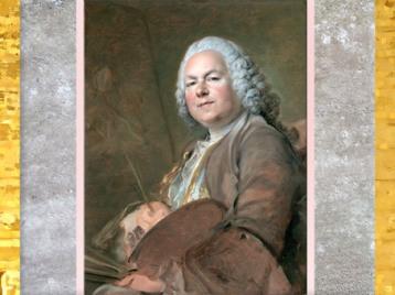 D'après Jean-Marc Nattier, portrait de Louis Tocqué, 1740, huile sur toile, France, XVIIIe siècle. (Marsailly/Blogostelle)