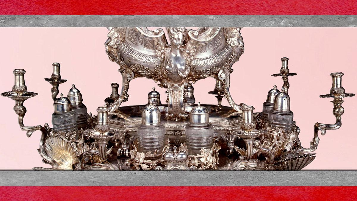 D'après l'art au 18e siècle, le Rocaille, sous Louis XV, histoire de l'art. (Marsailly/Blogostelle)