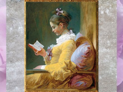 D'après La Liseuse, de Jean-Honoré Fragonard, 1770-1772, huile sur toile, France, XVIIIe siècle. (Marsailly/Blogostelle)