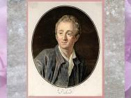 D'après Denis Diderot, philosophe, écrivain et encyclopédiste, de Pierre Michel Alix, vers 1793, estampe, France, XVIIIe siècle. (Marsailly/Blogostelle)