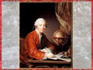 D'après Jean Le Rond dit d'Alembert, géomètre, mathématicien et philosophe, de Catherine Lusurier, huile sur toile, 1777, France, XVIIIe siècle. (Marsailly/Blogostelle)