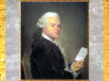 D'après un portrait d'homme, de Jean Baptiste Perronneau,1766, huile sur toile, France, XVIIIe siècle. (Marsailly/Blogostelle)