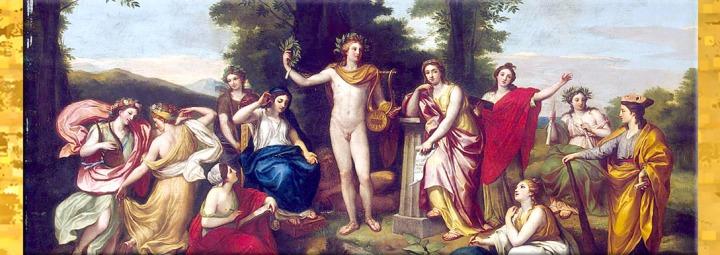 L'art au XVIIIe siècle, l'éclosion de l'espritnéoclassique