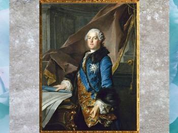 D'après le marquis de Marigny, directeur des Bâtiments du roi sous Louis XV, portrait de Louis Tocqué, huile sur toile, vers 1750-1760, XVIIIe siècle. (Marsailly/Blogostelle)