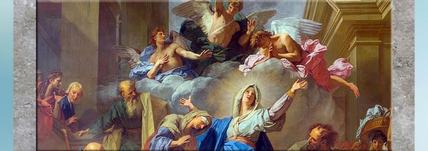 D'après l'art religieux au XVIIIe siècle, le Sacré. (Marsailly/Blogostelle)