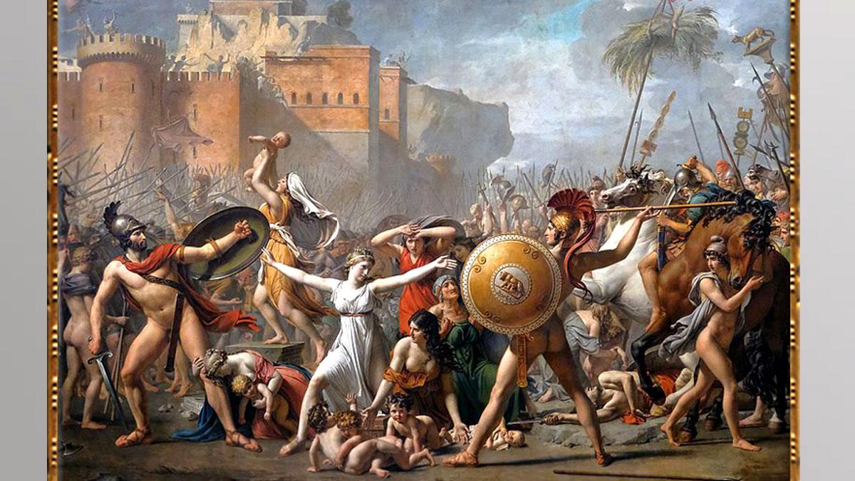 D'après l'art au 18e siecle, le Néoclassique, histoire de l'art. (Marsailly/Blogostelle)