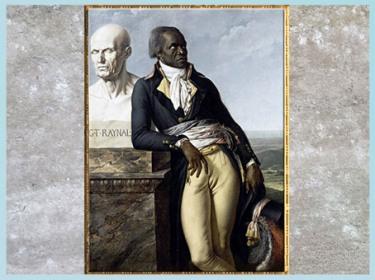 D'après Jean-Baptiste Belley, député Montagnard et Jacobin, d'Anne-Louis Girodet, 1798, France, XVIIIe siècle. (Marsailly/Blogostelle)