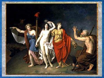 D'après l'art et la Révolution, XVIIIe siècle, sommaire. (Marsailly/Blogostelle)