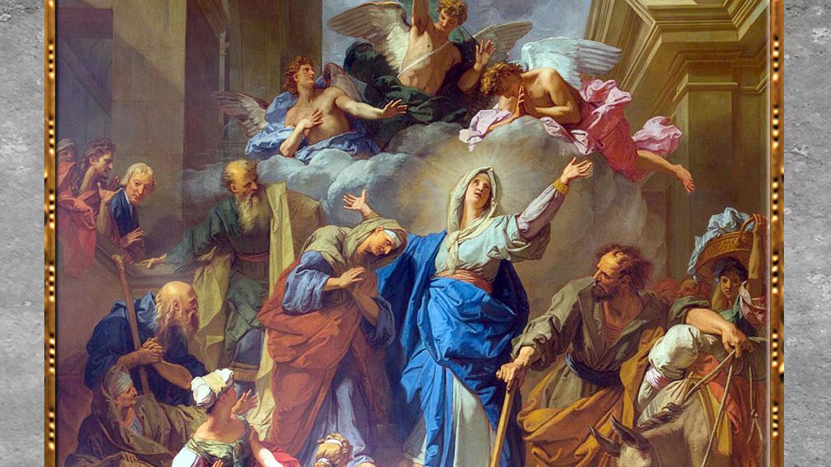 D'après l'art religieux au 18e siecle, histoire de l'art. (Marsailly/Blogostelle)