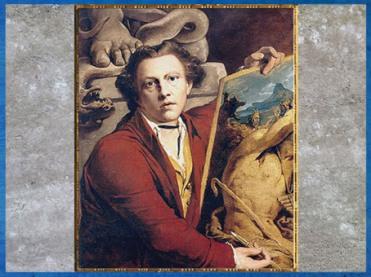 D'après Autoportrait au Timanthe, de James Barry, 1803, huile sur toile, début XIXe siècle. (Marsailly/Blogostelle)