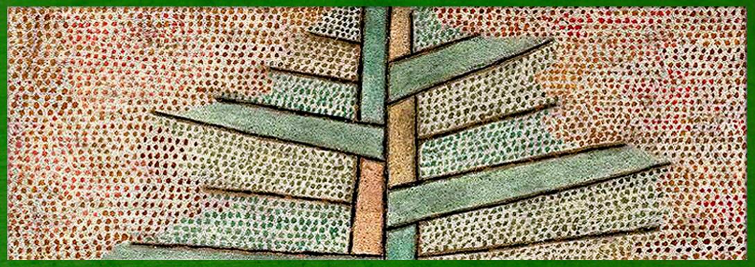 D'après Paul Klee, blogostelle, 2019-2020, top 10. (Marsailly/Blogostelle