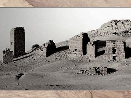 D'après les tours-tombeaux, Ier-IIIe siècle, antique Palmyre, Syrie. (Marsailly/Blogostelle)
