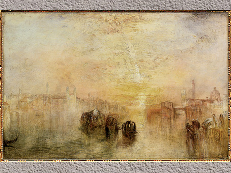 D'après Going to the Ball San Martino, William Turner, 1846, huile sur toile, XIXe siècle. (Marsailly/Blogostelle)