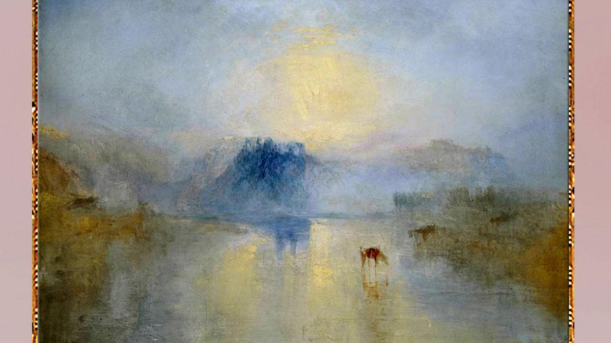 D'après l'art au18e siecle, Blake-Turner, histoire de l'art. (Marsailly/Blogostelle)