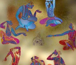 Le Sacré en Inde, les sages Rishis, sommaire.(Marsailly/Blogostelle)