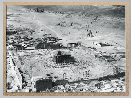 D'après les vestiges de Palmyre, Ier-IIIe siècle, Syrie. (Marsailly/Blogostelle)