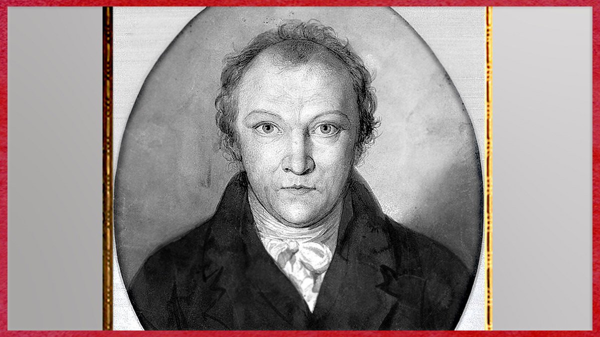 D'après William Blake, biographie. (Marsailly/Blogostelle)