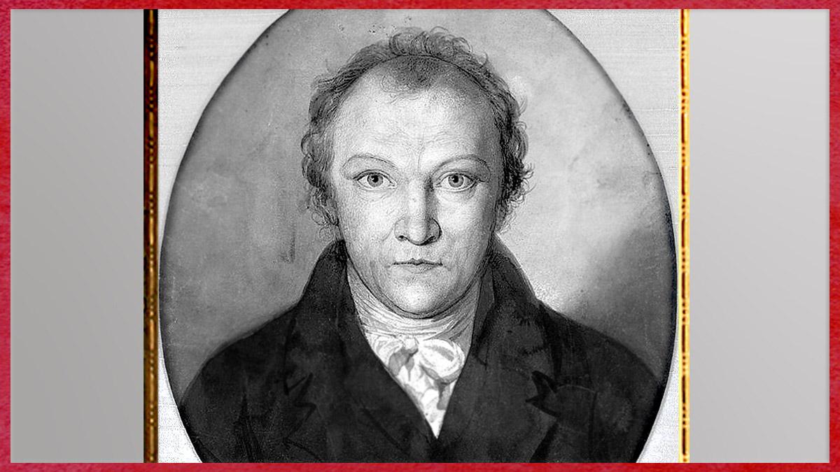 D'après William Blake, biographie. (Marsailly/Blogostelle)