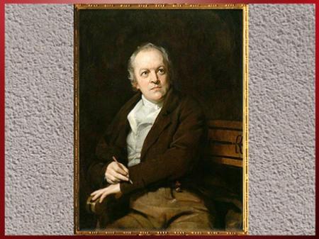 D'après William Blake, de Thomas Phillips, 1807, huile sur toile, début XIXe siècle. (Marsailly/Blogostelle)
