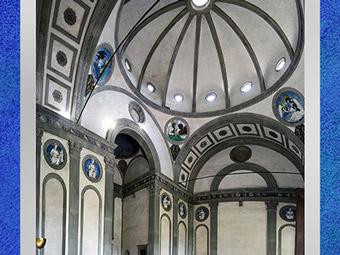 D'après la Renaissance italienne, sommaire, Brunelleschi. (Marsailly/Blogostelle)