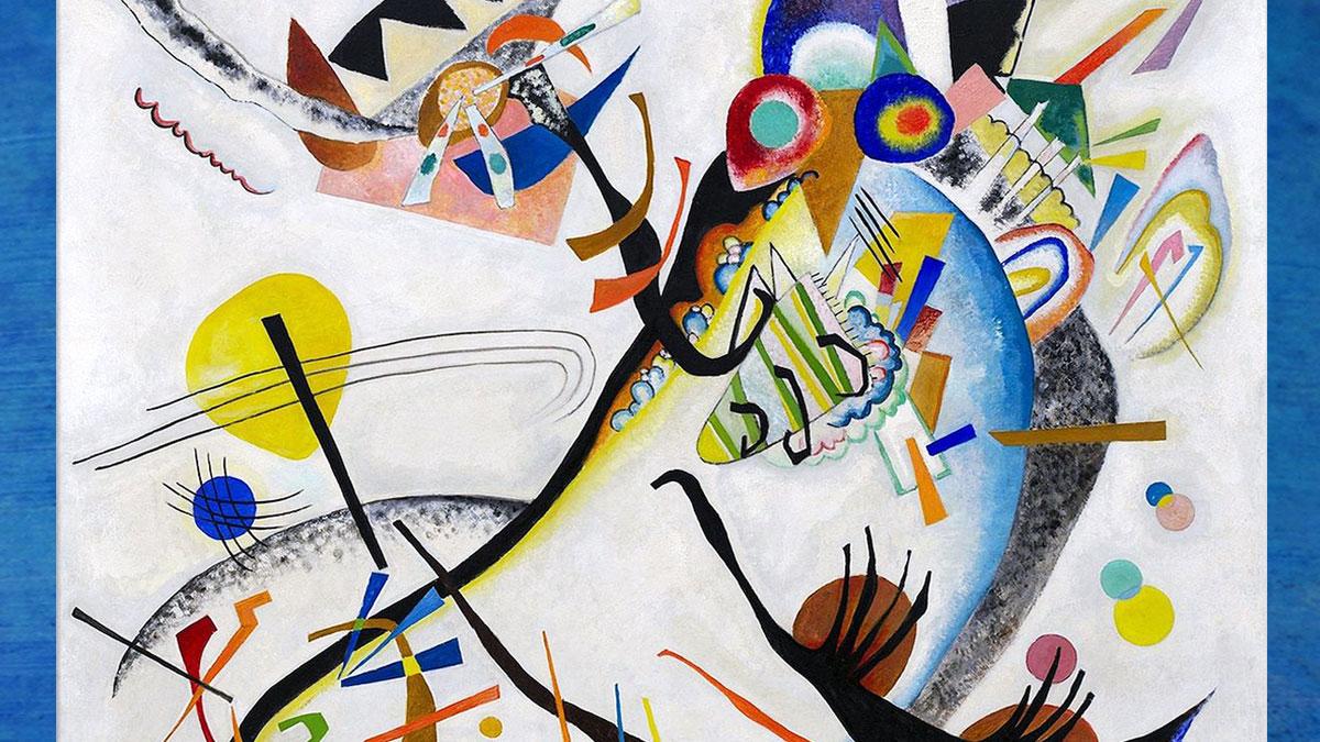 D'après Vassily Kandinsky, Histoire de l'art et du Sacré, la Story. (Marsailly/Blogostelle)