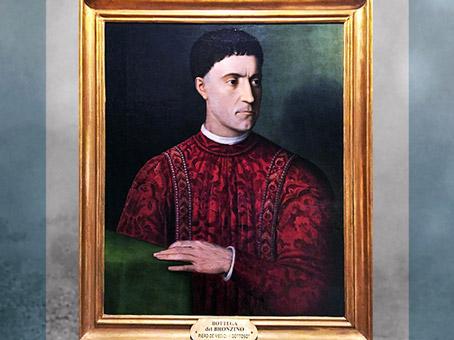 D'après Pierre Ier de Médicis, dit Pierre le Goutteux, bottega de Bronzino, 1550, XVIe siècle, Cinquecento, Renaissance italienne. (Marsailly/Blogostelle)