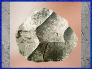 D'après un nucléus, technique Levallois, paléolithique inférieur. (Marsailly/Blogostelle)