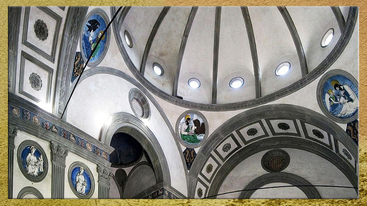 D'après l'art de Filippo Brunelleschi, Renaissance italienne. (Marsailly/Blogostelle)