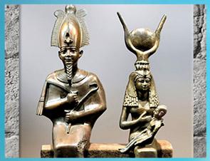 D'après le mythe d'Osiris, sommaire, histoire du Sacré.(Marsailly/Blogostelle)