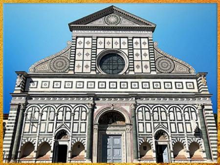 D'après la Renaissance italienne, architecture, sommaire, Quattrocento. (Marsailly/Blogostelle)