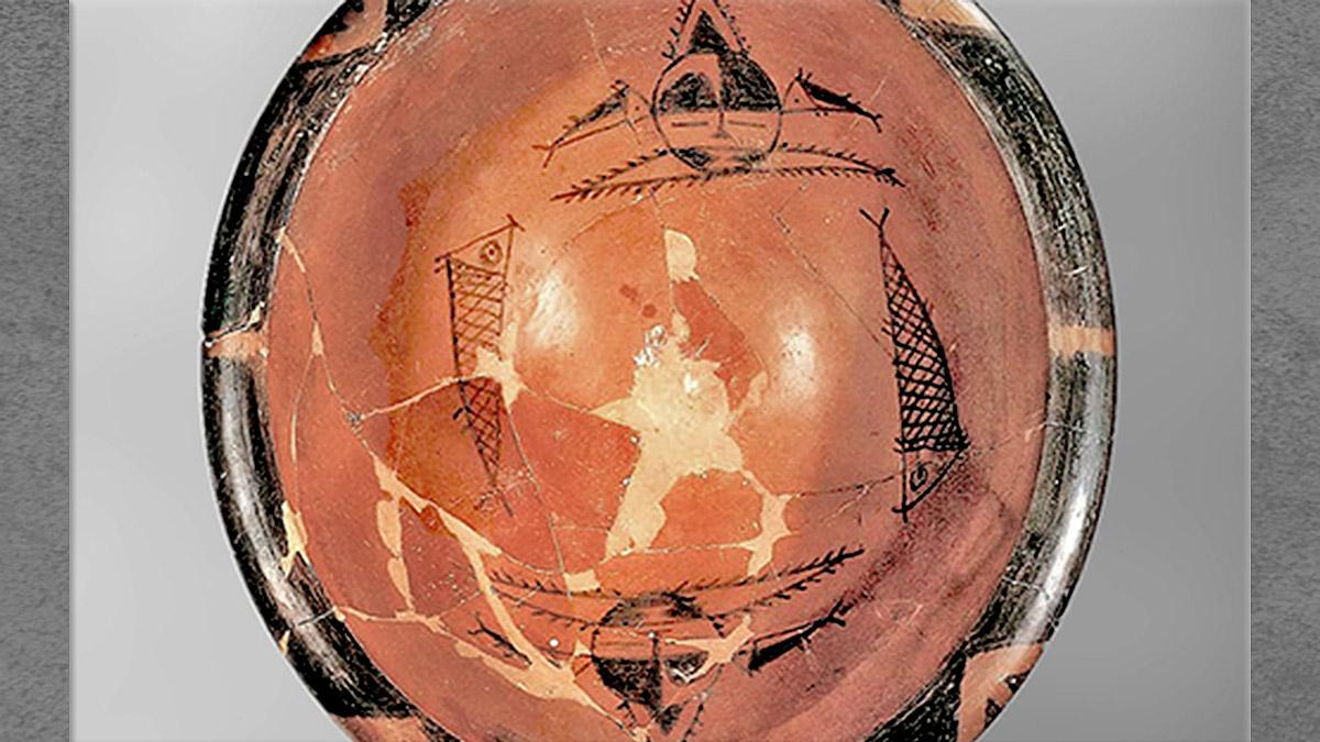 D'après l'art de la chine ancienne, le néolithique. (Marsailly/Blogostelle)