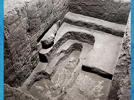 D'après une tombe, vestiges du village de Banpo, province du Shaanxi, culture de Yangshao, 5000- 2500 avjc, néolithique, Chine ancienne. (Marsailly/Blogostelle)