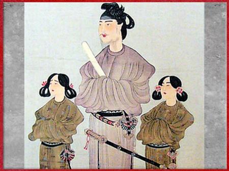 D'après le prince Shotoku sommaire, Japon ancien. (Marsailly/blogostelle)